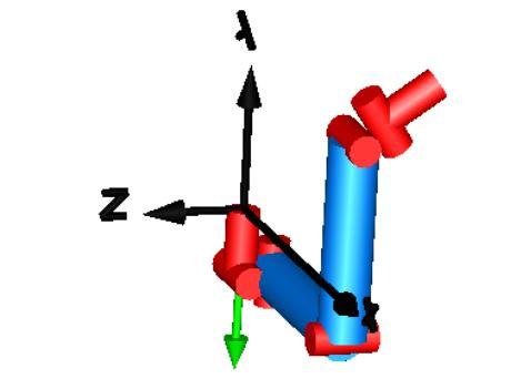 Figure 4 . Initial seven motor design in Dymola