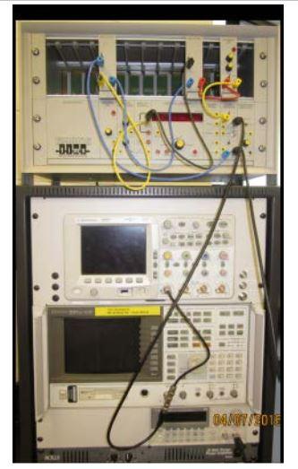 Figure 1. Communication Systems laboratory platform