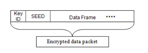 Fig 1. Data payload of a packet