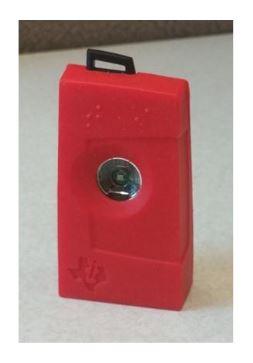 Figure 2: Texas Instruments CC 2541 Sensor Tag